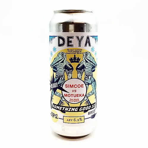 Deya Something Good 10 IPA