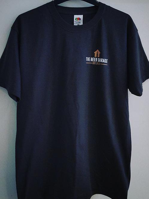 Beer Garage Tshirt