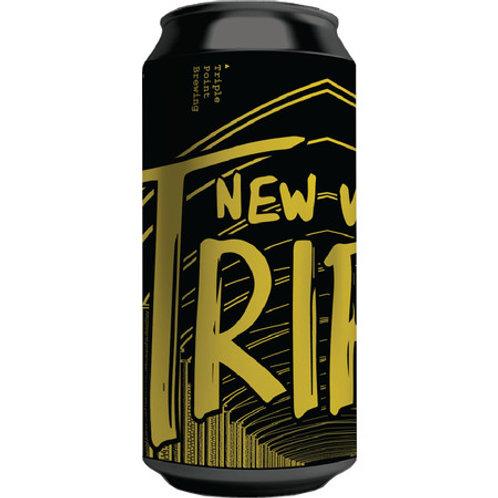 Triple Point Brewing New World Tripel