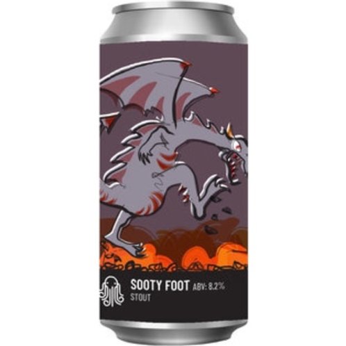 Time & Tide Brewing Sooty Foot Stout