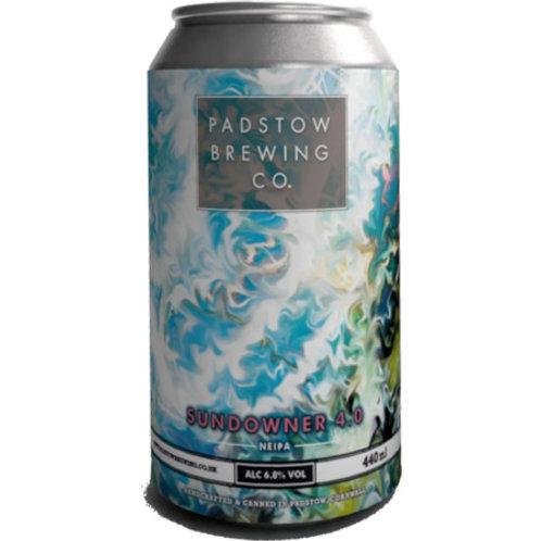 Padstow Brewing Co Sundowner NEIPA 4.0