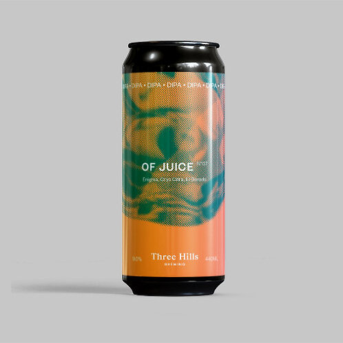 Three Hills Of Juice No 7 Juicy DIPA (2020)