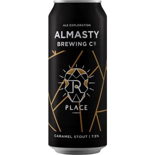 Almasty Caramel Imperial Stout