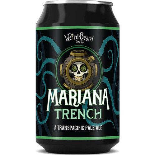 Weird Beard Mariana Trench Transpacific Pale Ale