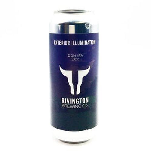 Rivington  Exterior Illumination DDH Pale Ale