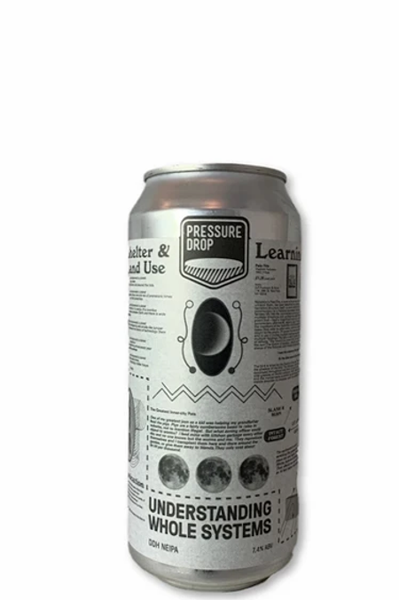 Pressure Drop Understanding Whole Systems NEIPA