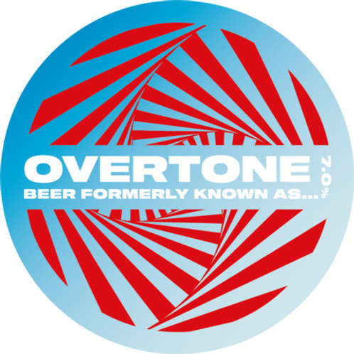Tap 2: Overtone Brewing Beer Formerly Known As...(NEIPA)