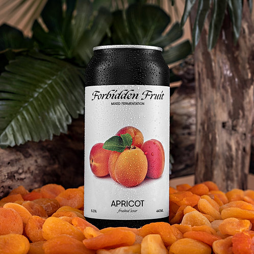 Three Hills Forbidden Fruit Apricot Sour