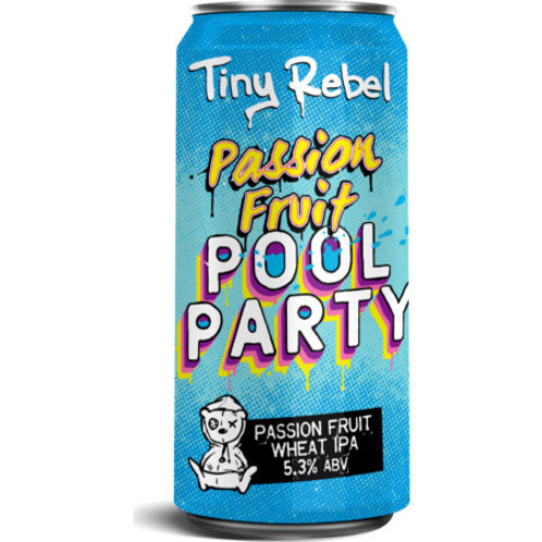 Tiny Rebel Passion Fruit Party IPA