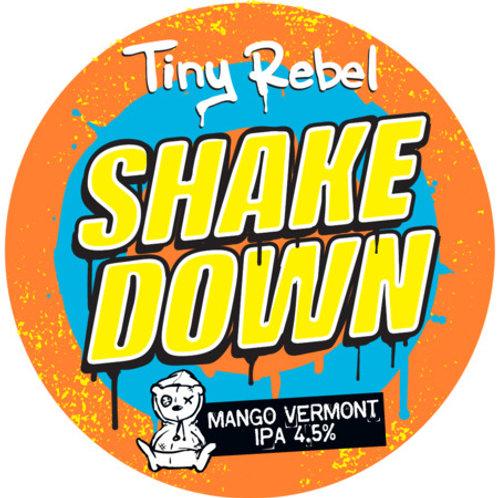 TAP 1:  Tiny Rebel Shake Down Mango IPA