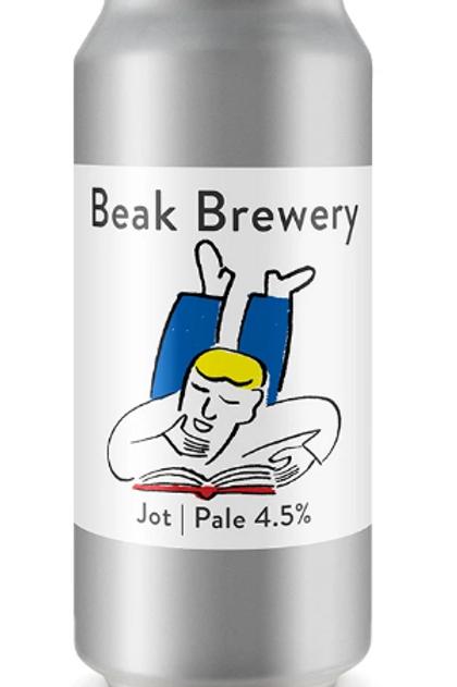Beak Brewery Jot Hoppy Pale Ale