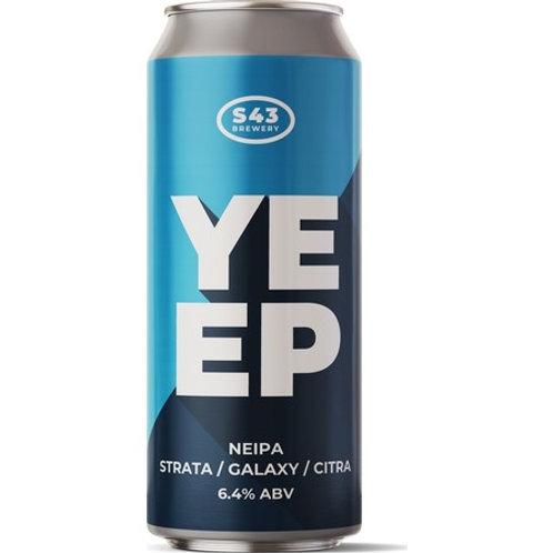 S43 Yeep Juicy NEIPA