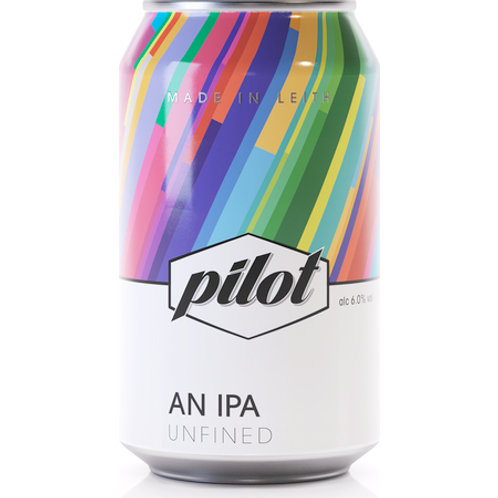 Pilot Beer An IPA DDH Juicy IPA