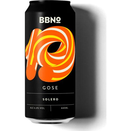 Brew By Numbers 19 Triple Fruited Gose - Solero