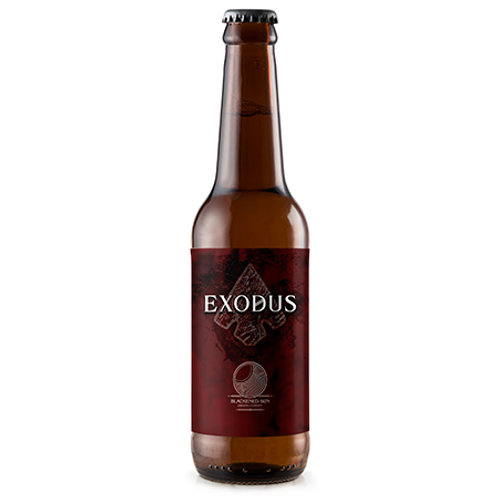 Blackened Sun Exodus DIPA