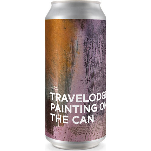 Boundary Brewing Travelodge Painting On The Can DDH Citra DIPA