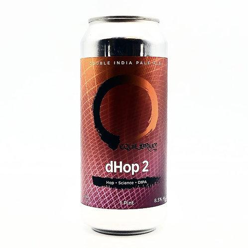Equilibrium Brewery Dhop2 Juicy DIPA