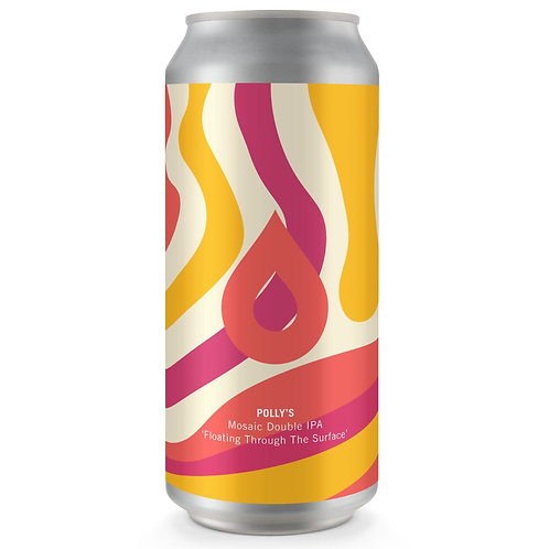 Polly's Brew Floating Through The Surface DIPA