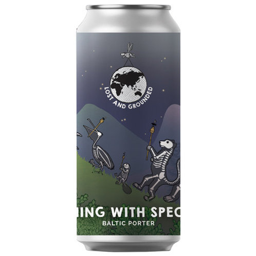 Lost & Grounded Running With Spectres (Baltic Porter)