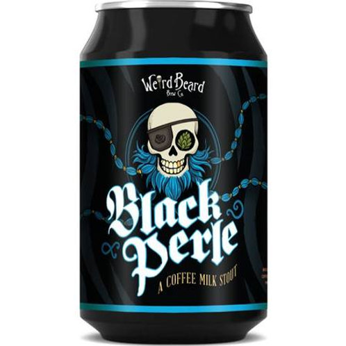 Weird Beard Black Perle Coffee Milk Stout
