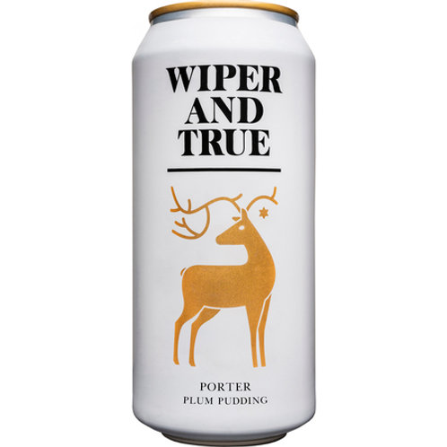 Wiper & True Plumb Pudding Porter