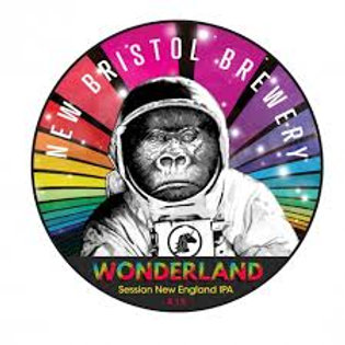 New Bristol Brewery Wonderland Hazy NEIPA