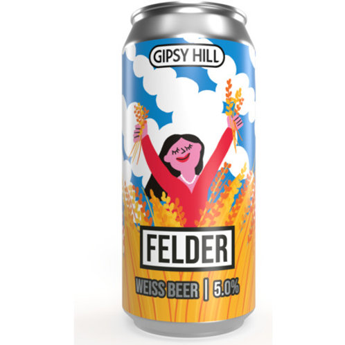 Gipsy Hill Felder Weiss Beer