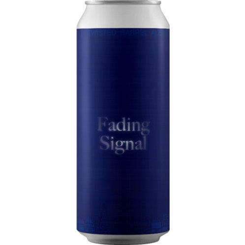 Twisted Barrel Fading Signal Pale Ale