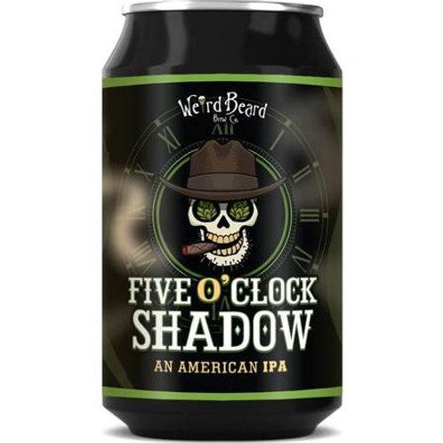 Weird Beard Five O'clock Shadow Hoppy IPA