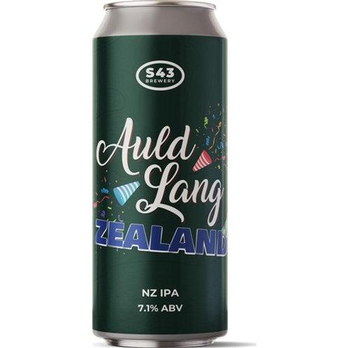 S43 Auld Lang Zealand IPA