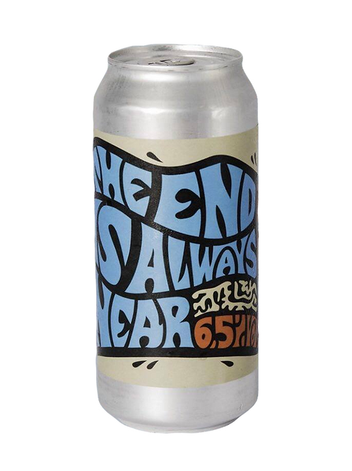 Verdant The End Is Always Near IPA