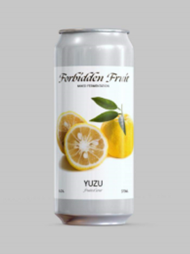 Three Hills Forbidden Fruited Yuzu Sour