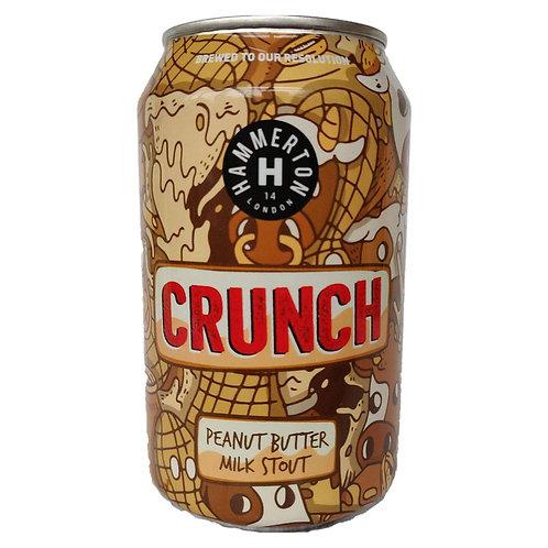 Hammerton Crunch Peanut Butter Stout