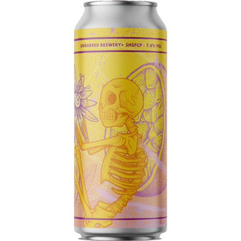 Unbarred Single Hop Citra & Passionfruit NEIPA