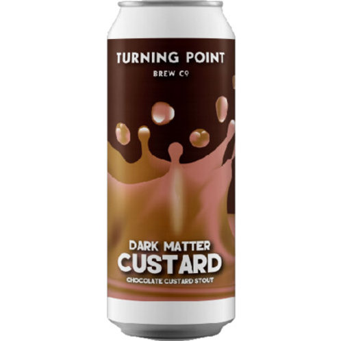 Turning Point Dark Matter Chocolate Custard Stout