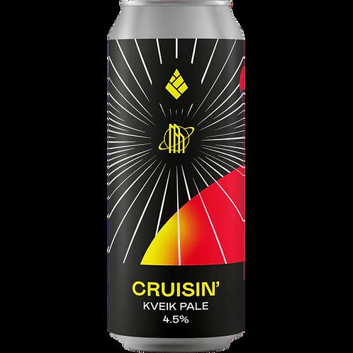 Drop Project x Make Make Crusin Pale Ale