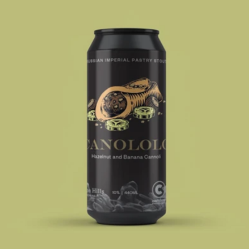 Three Hills Brewing x Carnival - Canololo - Hazelnut and Banana Imperial Stout