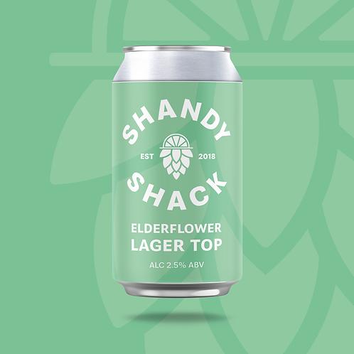 Shandy Shack Elderflower Top