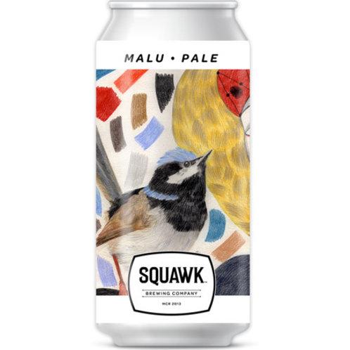 Squawk Brewing Malu Juicy Pale
