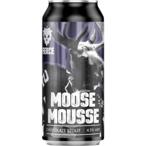 Fierce Beer Moose Moose Chocolate & Vanilla Stout