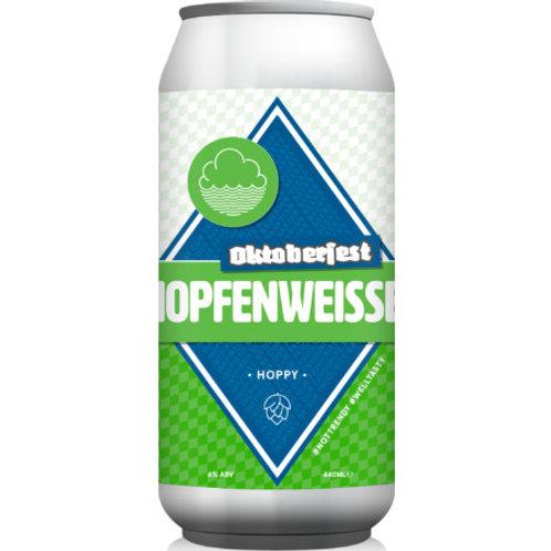 Cloudwater Hopfenweisse Hoppy Wheat Beer