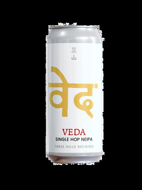 Three Hills Brewing Veda: Single Hopped NEIPA