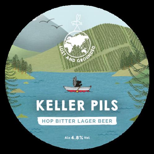 Lost & Grounded Keller Pils Super 6