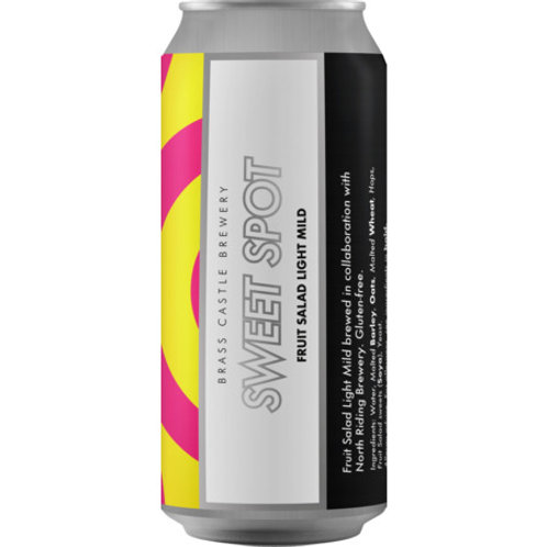 Brass Castle Sweet Spot Fruit Salad Mild