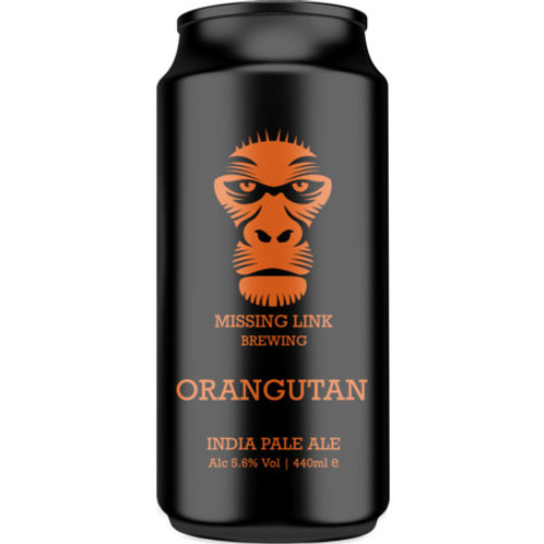 Missing Link Brewery Orangutan Tropical IPA