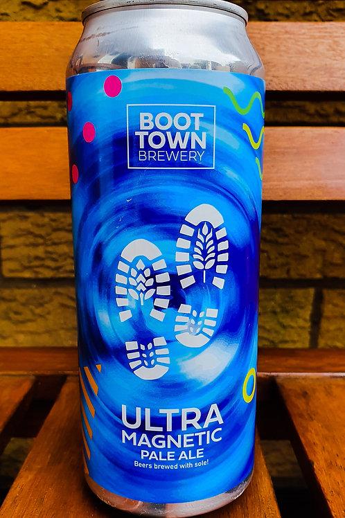 Boot Town Ultramagnetic Pale Ale