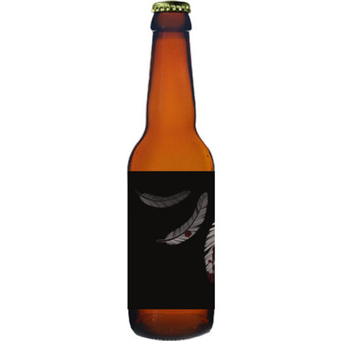 Boutilliers One Winged Angel Imperial Raspberry Brown Stout