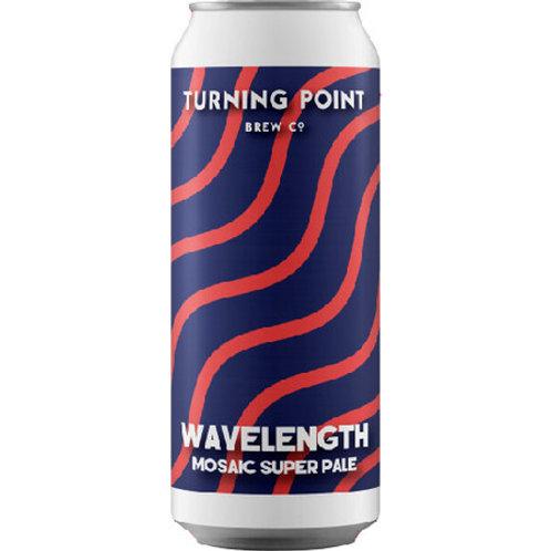 Turning Point Wavelength Mosaic Pale Ale