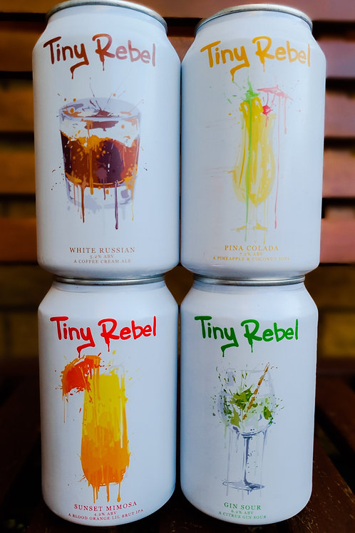 Tiny Rebel 'Cocktails' Mixed Pack