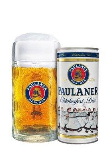 Oktoberfest 1 litre Bier & Stein